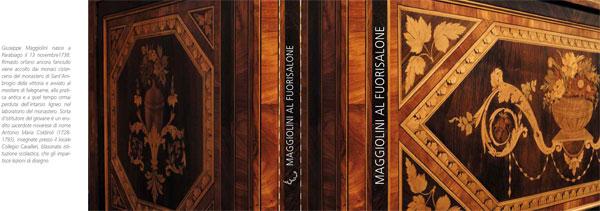 catalogo mostra maggiolini